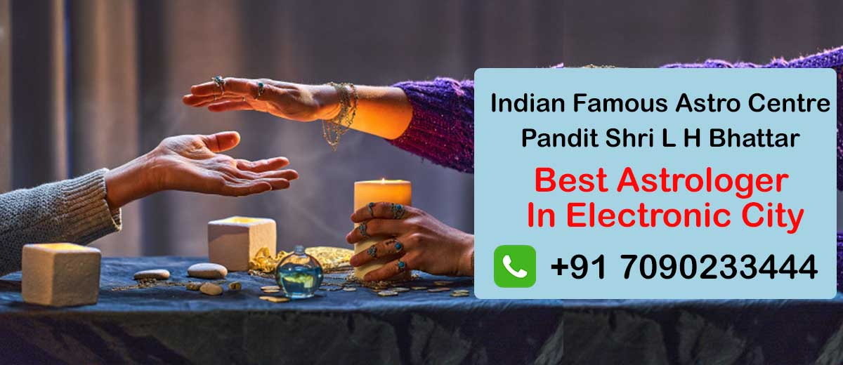 Best Astrologer in Electronic City