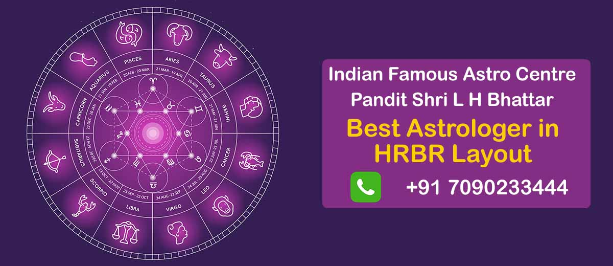 Best Astrologer in HRBR Layout