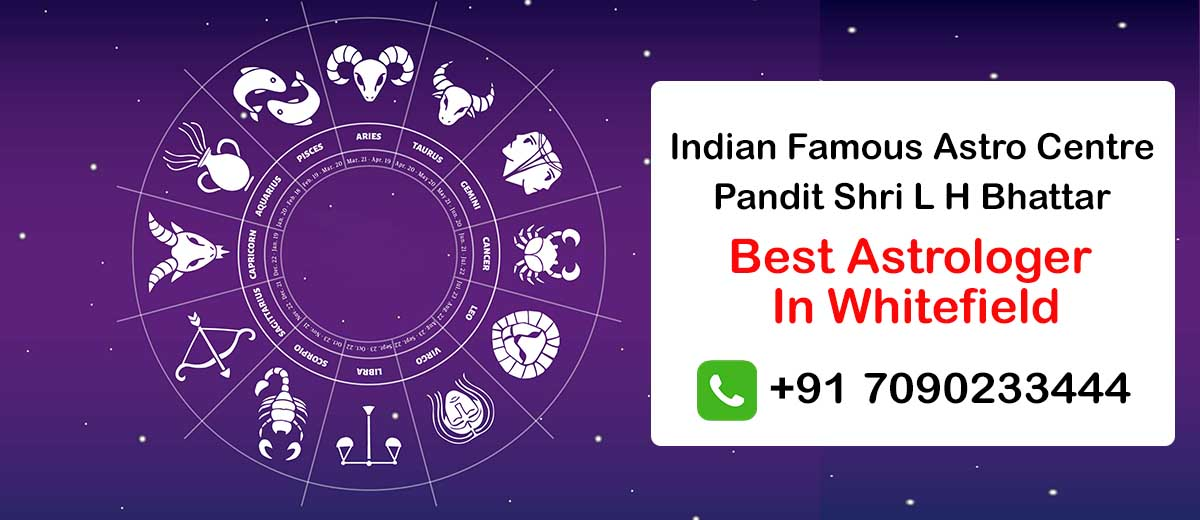 Best Astrologer in Whitefield