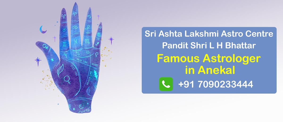 Famous Astrologer in Anekal
