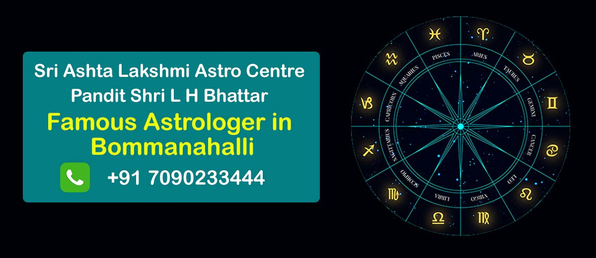 Famous Astrologer in Bommanahalli