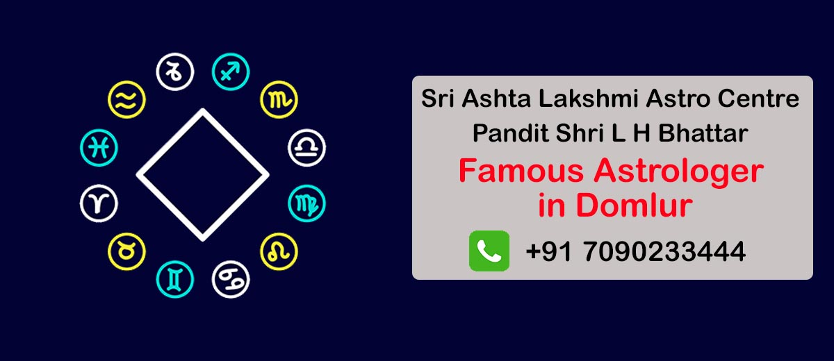 Famous Astrologer in Domlur