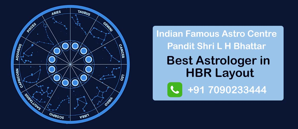 Best Astrologer in HBR Layout