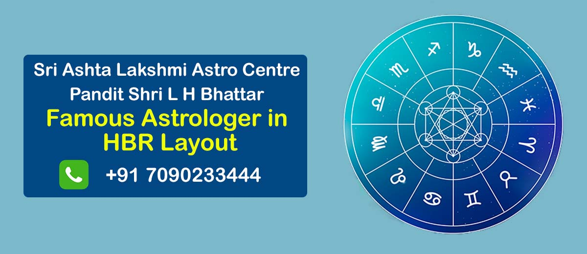 Famous Astrologer in HBR Layout