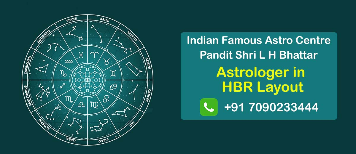 Astrologer in HBR Layout