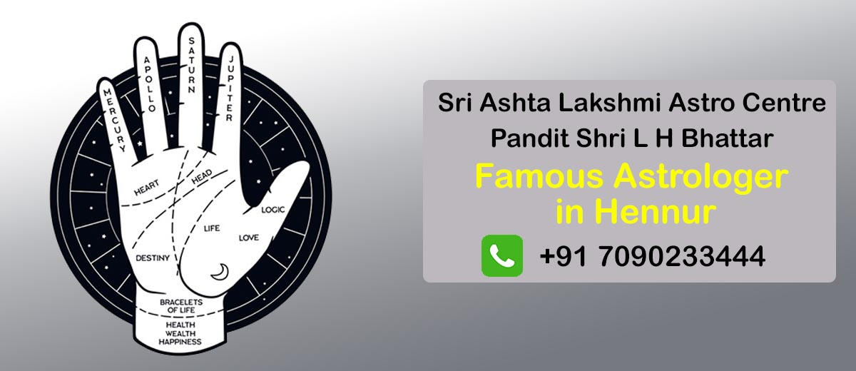 Famous Astrologer in Hennur