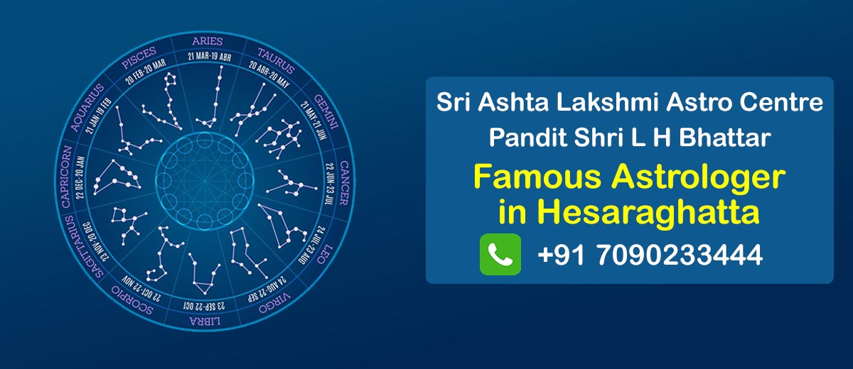 Famous Astrologer in Hesaraghatta