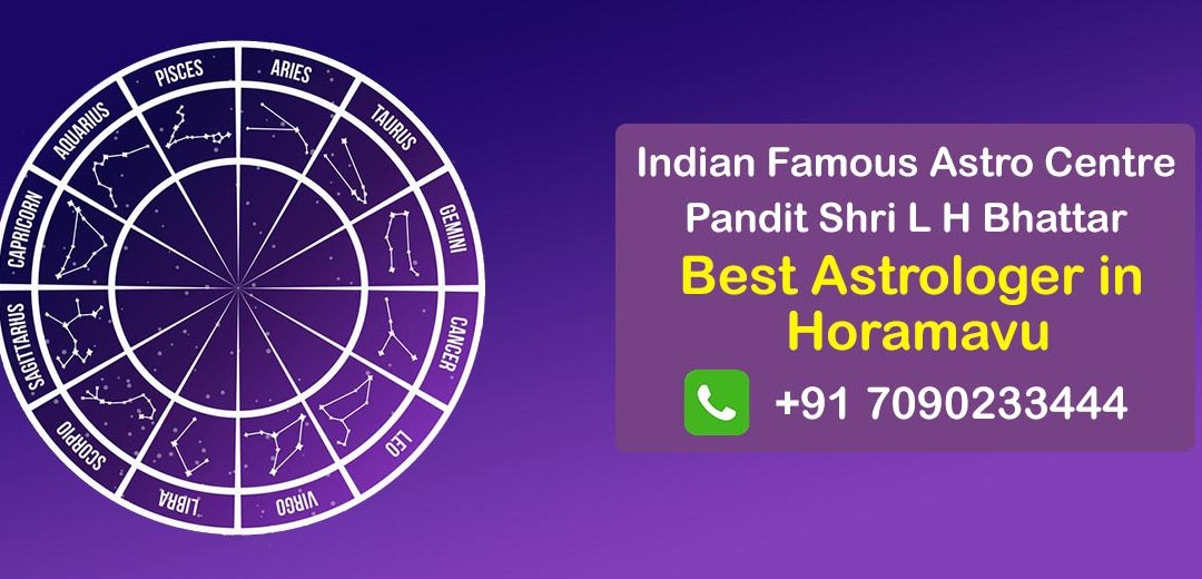 Best Astrologer in Horamavu