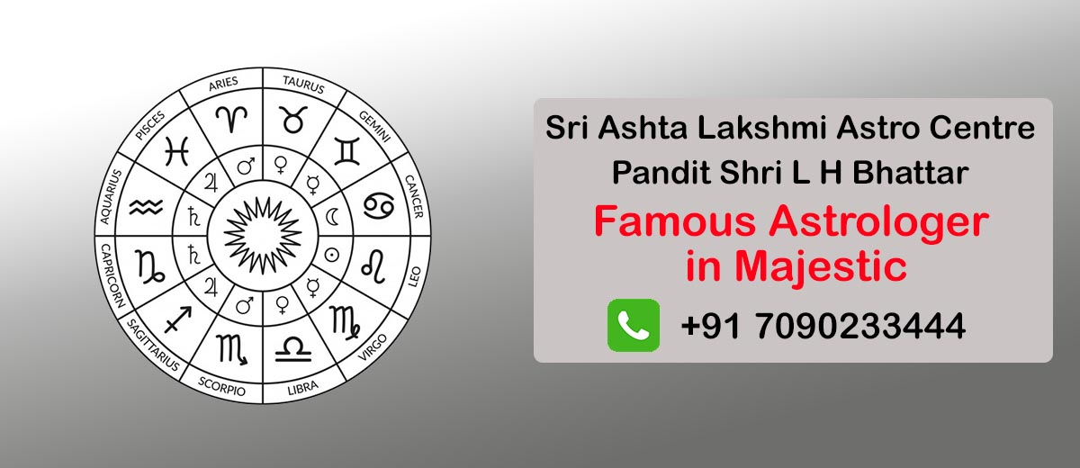Famous Astrologer in Majestic
