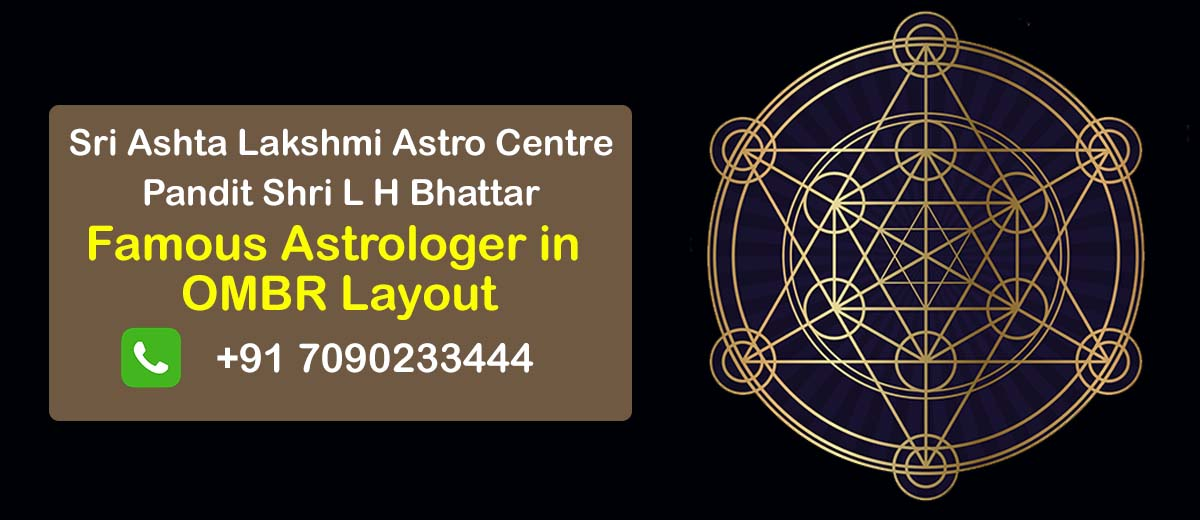 Famous Astrologer in OMBR Layout