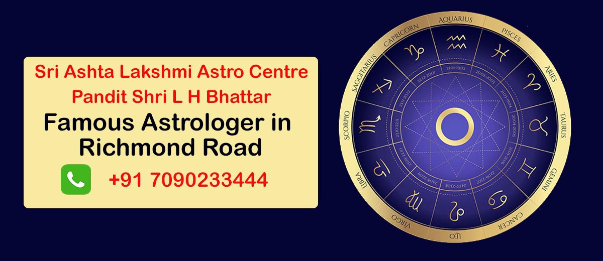 Famous Astrologer in Richmond Road