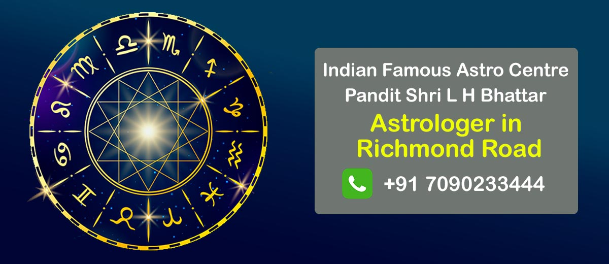 Astrologer in Richmond Road