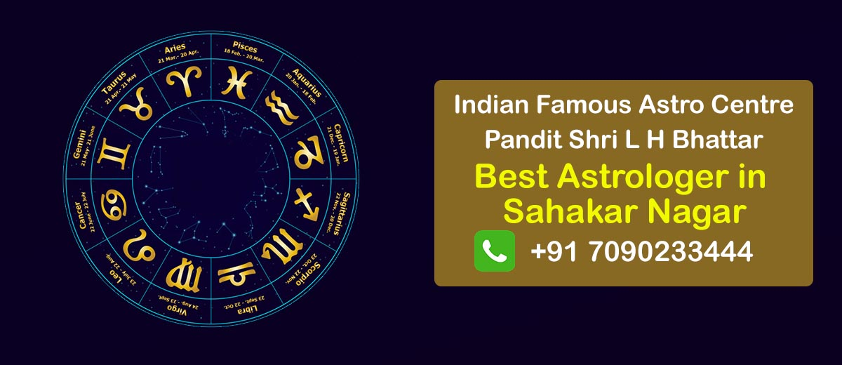 Best Astrologer in Sahakar Nagar