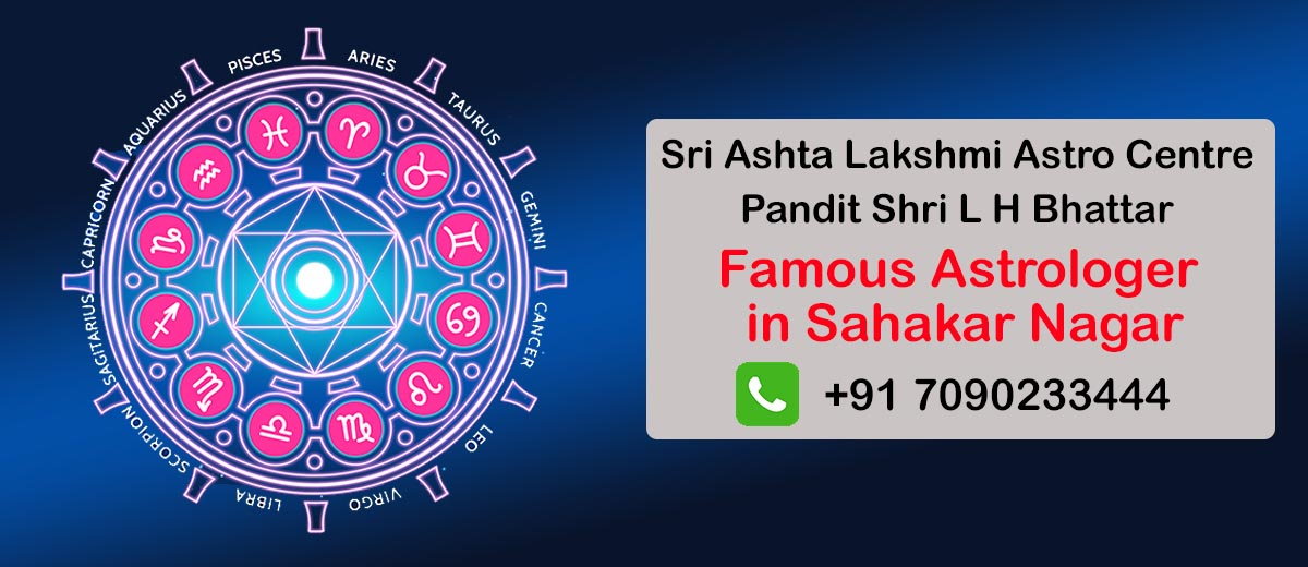 Famous Astrologer in Sahakar Nagar