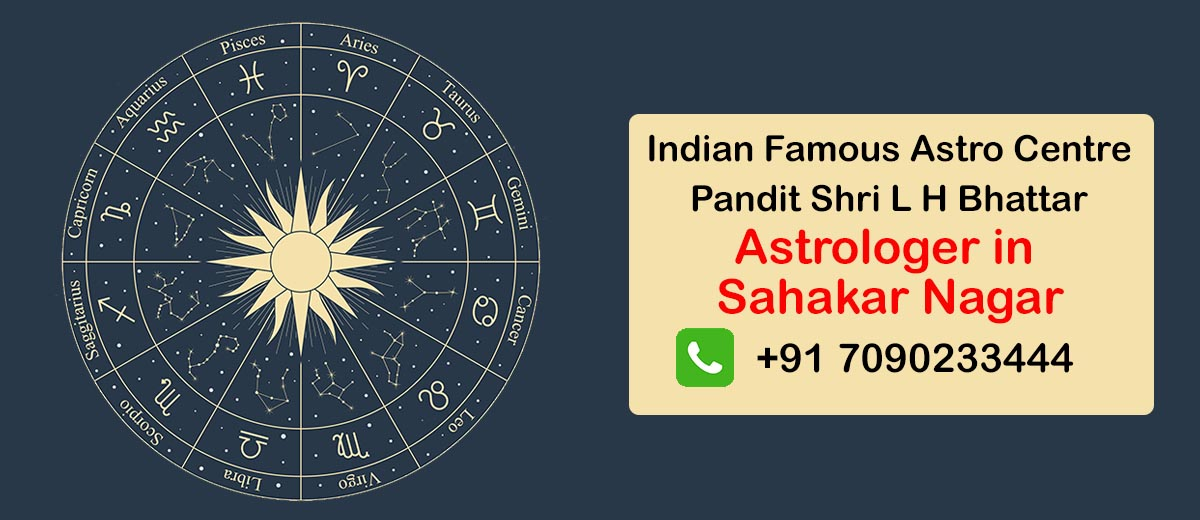 Astrologer in Sahakar Nagar