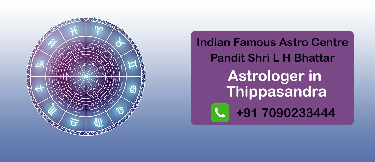 Astrologer in Thippasandra