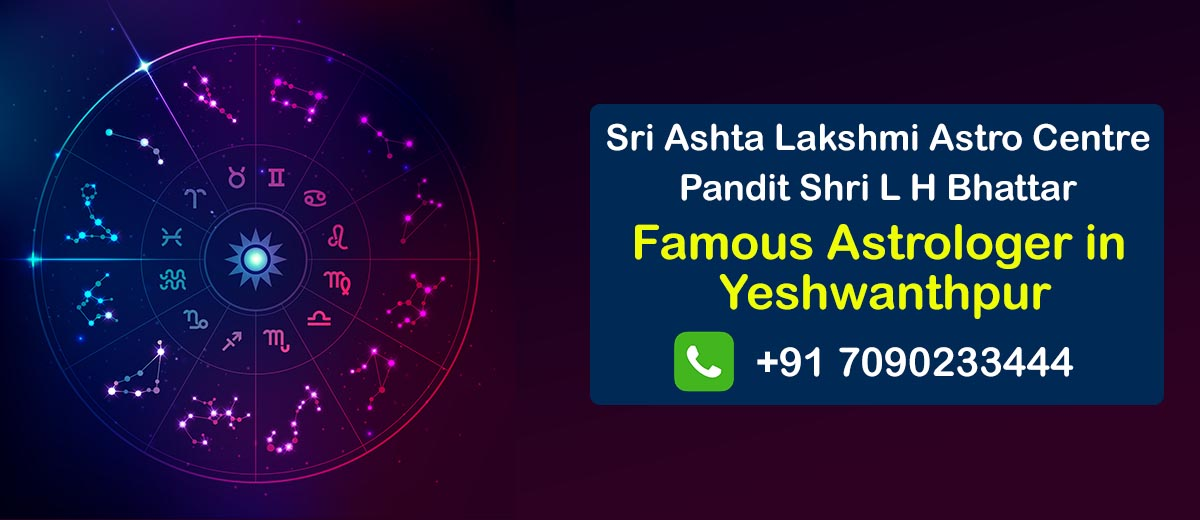 Famous Astrologer in Yeshwanthpur